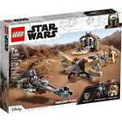 LEGO Trouble on Tatooine Set 75299 Packaging