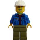 LEGO Truck Driver Minifigure