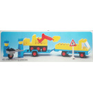 LEGO Truck with Payloader Set 492-1