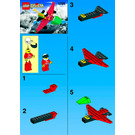 LEGO Try Bird Set 1191 Instructions