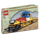 LEGO TTX Intermodal Double-Stack Car Set 10170 Packaging
