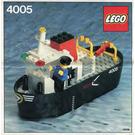 LEGO Tug Boat Set 4005