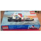 LEGO Tug Boat Set 4005 Packaging