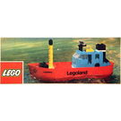 LEGO Tugboat Set 310-3