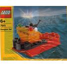 LEGO Tugboat Set 7911