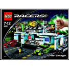 LEGO Tuner Garage Set 8681 Instructions