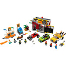 LEGO Tuning Workshop Set 60258