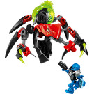 LEGO TUNNELER Beast vs. SURGE Set 44024