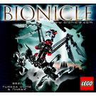 LEGO Turaga Dume and Nivawk Set 8621 Instructions