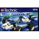 LEGO Turbo 1 Set 8216
