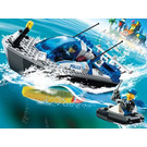 LEGO Turbo-Charged Police Boat Set 4669
