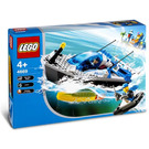 LEGO Turbo-Charged Police Boat Set 4669 Packaging