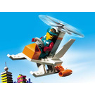 LEGO Turbo Chopper Set 4613