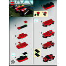 LEGO Turbo Tow Set 8195 Instructions