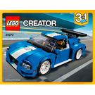 LEGO Turbo Track Racer Set 31070 Instructions