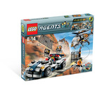 LEGO Turbocar Chase Set 8634 Packaging