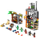 LEGO Turtle Lair Attack Set 79103