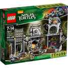 LEGO Turtle Lair Invasion Set 79117 Packaging