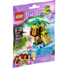 LEGO Turtle's Little Oasis Set 41019 Packaging