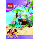 LEGO Turtle's Little Paradise Set 41041 Instructions