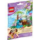 LEGO Turtle's Little Paradise Set 41041 Packaging