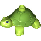 LEGO Turtle with Bright Green Shell (11929 / 98932)