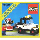LEGO TV Camera Crew Set 6659