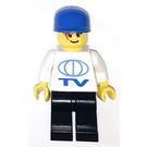 LEGO TV Cameraman Minifigure