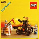 LEGO Twin-Arm Launcher Set 6039 Instructions