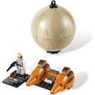 LEGO Twin-Pod Cloud Car & Bespin Set 9678