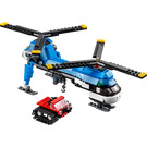 LEGO Twin Spin Helicopter Set 31049