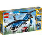 LEGO Twin Spin Helicopter Set 31049 Packaging