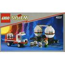 LEGO Twin Tank Transporter Set 4537