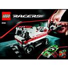 LEGO Twin X-treme RC Set 8184 Instructions
