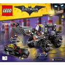 LEGO Two-Face Double Demolition Set 70915 Instructions