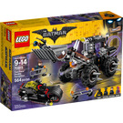 LEGO Two-Face Double Demolition Set 70915 Packaging