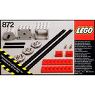 LEGO Two Gear Blocks Set 872