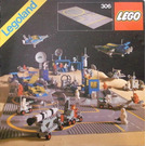 LEGO Two Lunar Landing Plates Set 306