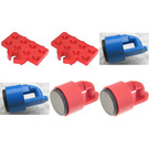 LEGO Two Pairs of Magnetic Couplings Set 1108