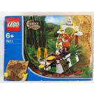 LEGO Tygurah's Roar Set 7411 Packaging