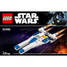 LEGO U-Wing Fighter Set 30496
