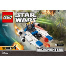 LEGO U-wing Microfighter Set 75160 Instructions