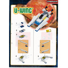 LEGO U-Wing Set 911946 Instructions