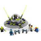 LEGO UFO Abduction Set 7052
