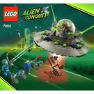 LEGO UFO Abduction Set 7052 Instructions