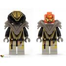 LEGO UFO Alien Gray Minifigure