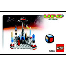 LEGO UFO Attack (3846) Instructions