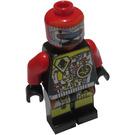 LEGO UFO Droid Red Minifigure