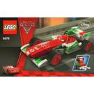 LEGO Ultimate Build Francesco Set 8678 Instructions