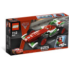 LEGO Ultimate Build Francesco Set 8678 Packaging